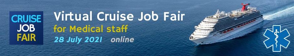 Virtual Cruise Job Fair
