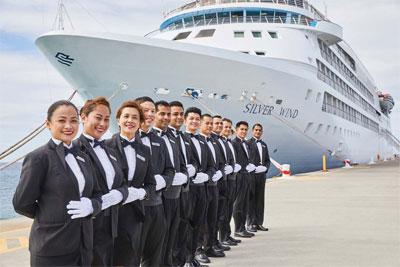 Cruise Crew